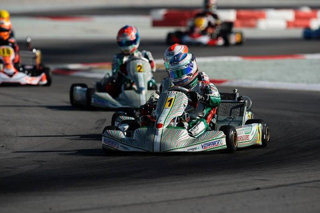 WSK Final Cup: the situation after the heats