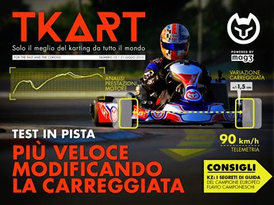 TKART Issue 15 / July 31  is online!
