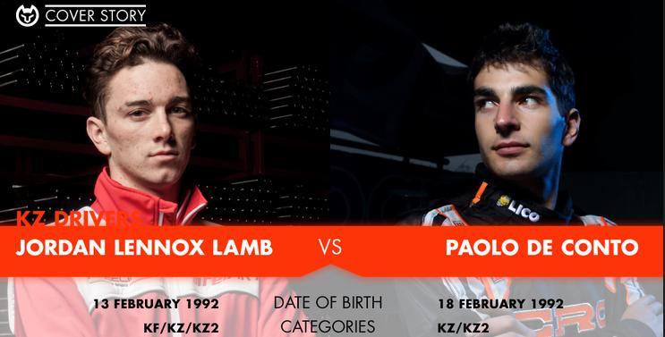LENNOX-LAMB VS DE CONTO