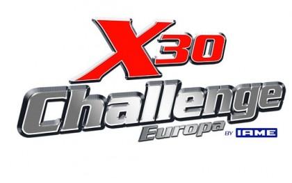 X30 CHALLENGE EUROPA 2015