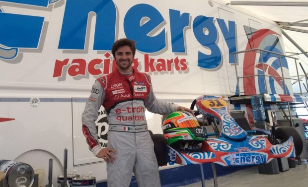 The return to karting of F1 drivers (and much more)