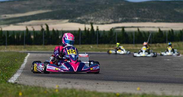 Kosmic Kart domina l'Euro KZ e OK in Spagna