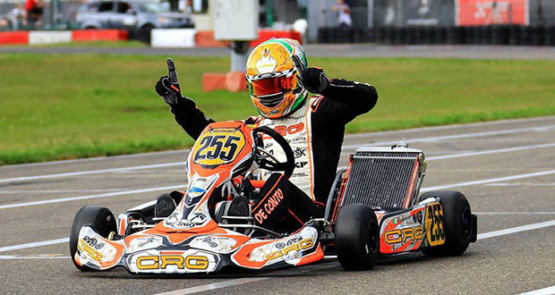 Stunning victories for CRG in DKM at Genk