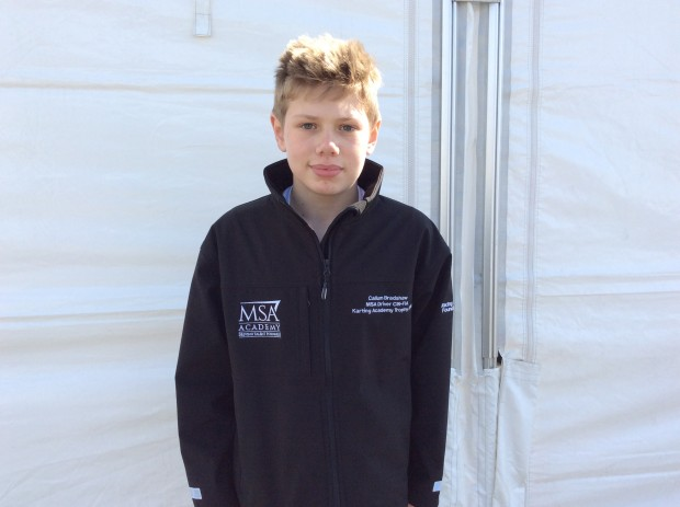 Callum Bradshaw vince il primo round dell'Academy Trophy a Essay