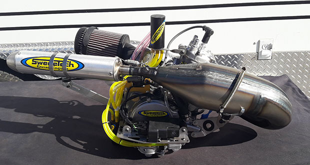 Il motore Honda CR-125 by SwedeTech