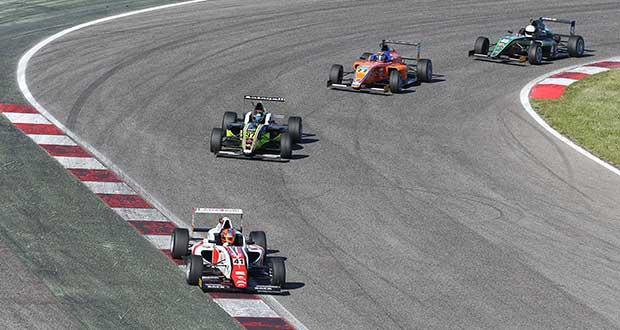 Italian F4 Championship, round 2: Guzman vince Gara 2