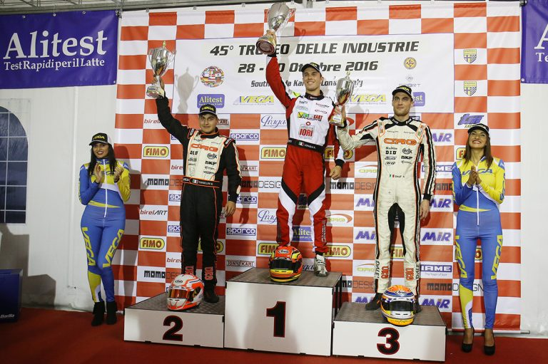 Spectacle and great finals at the 45th Trofeo delle Industrie in Lonato