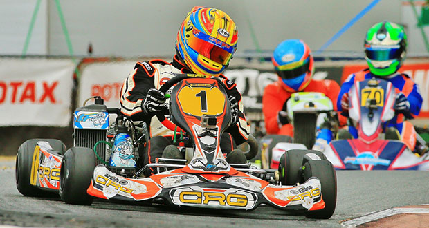 2016 Rotax Pro Tour – Round 4, Ipswich, QLD – Sunday Review
