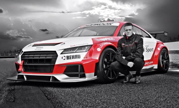 Nicklas Nielsen parteciperà all'Audi sport TT cup