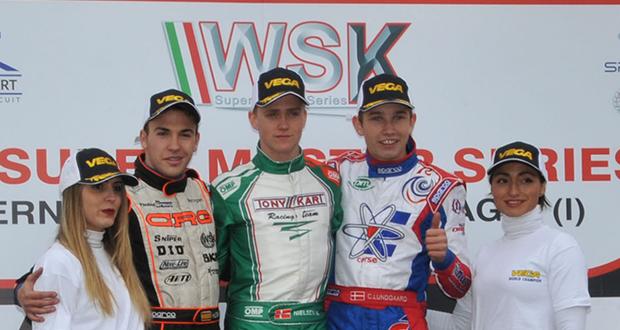 WSK Super Master Series a Castelletto di Branduzzo – le gare finali