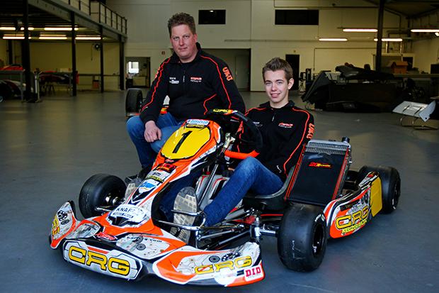 CRG scoring another big hit: Richard Verschoor with CRG Keijzer