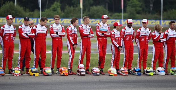 Birel ART – Campionati Europei CIK-FIA – Finale