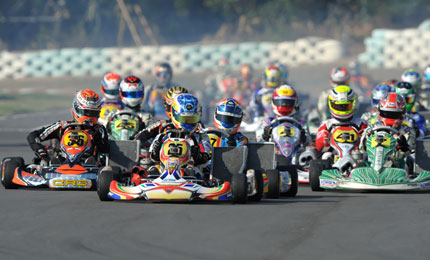 The World Motor Sport Council approves the 2013 CIK-FIA international calendar with two modifications