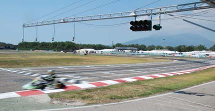 Coppa del Mondo KZ1/KZ2 – Sarno – Giovedì: update delle 12.10