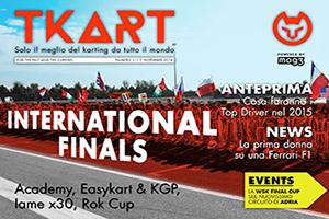 Grazie a BirelArt GRATIS per te TKART con le finali internazionali Easykart e KGP