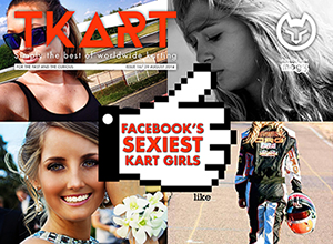 Thanks to Karting Emotion & Passion you get a FREE copy of TKART with Facebook's sexiest kart girls