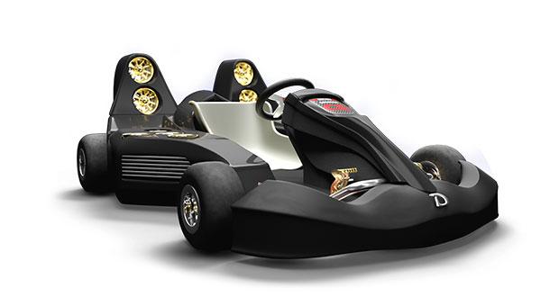 Daymak C5 Blast Go-Kart, l'elettrico più veloce al mondo