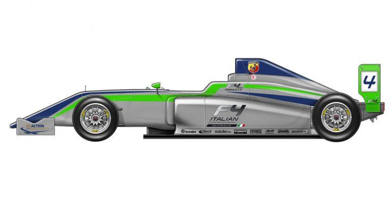 Il sito ufficiale della Formula 4