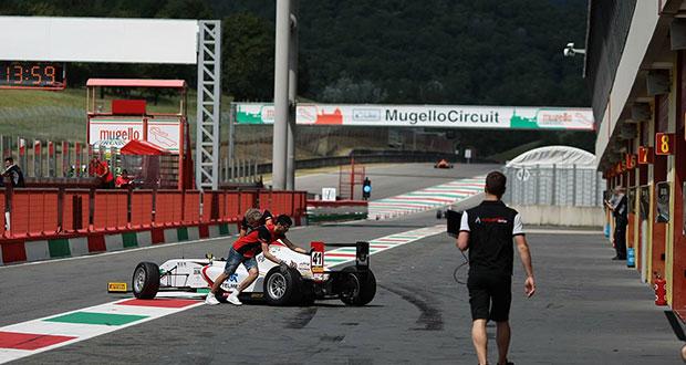 Italian F.4 Championship – la seconda sessione di test ufficiali del 2016
