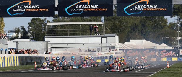 IAME International Final at Le Mans