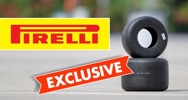 Esclusiva: Pirelli in kart, tutta la verità