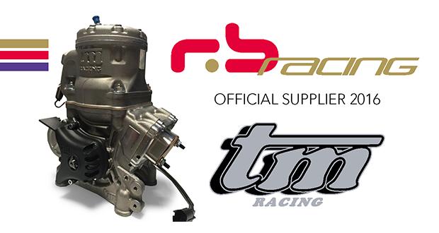 RB Racing e TM insieme nel 2016