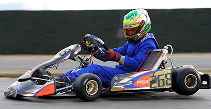 Samuel Oram-Jones selezionato dalla McLaren MTA Performance Academy