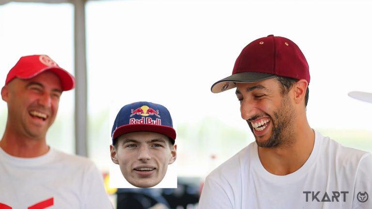 L'intervista a Daniel Ricciardo… Tutta da ridere