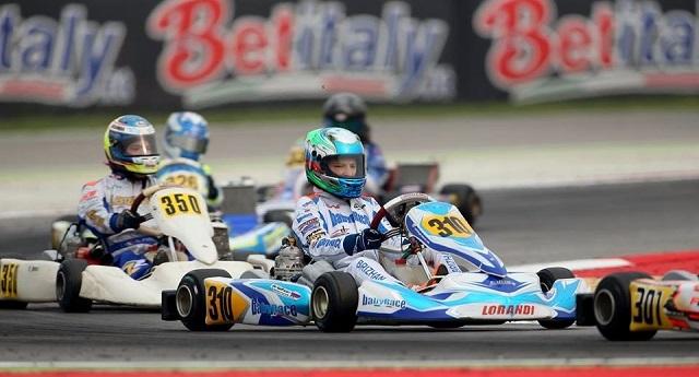 Baby Race al Trofeo Senna