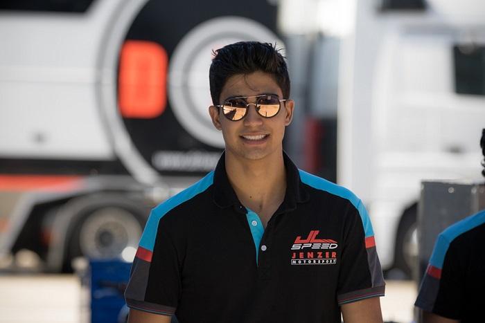JM Correa conferma il programma GP3 con Jenzer Motorsport