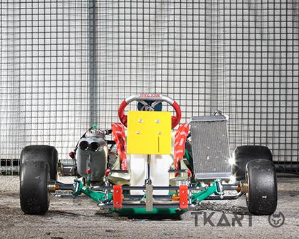 Vettel et Trulli en test avec léquipe Tony Kart   Kartmag