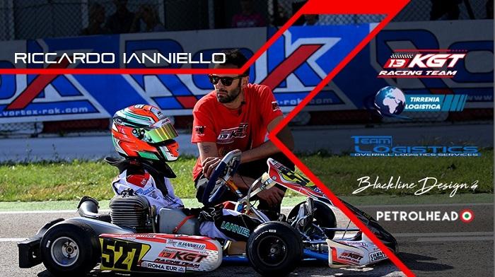 Riccardo Ianniello pronto al debutto stagionale a Viterbo
