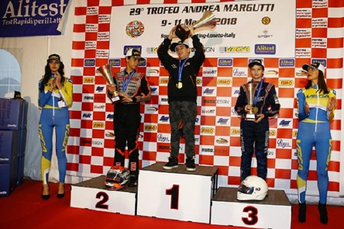 Sigillo CRG nel Trofeo Andrea Margutti