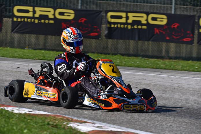Prova CRG FS4 Briggs&Stratton: la guida di un vero kart, ma… low cost!