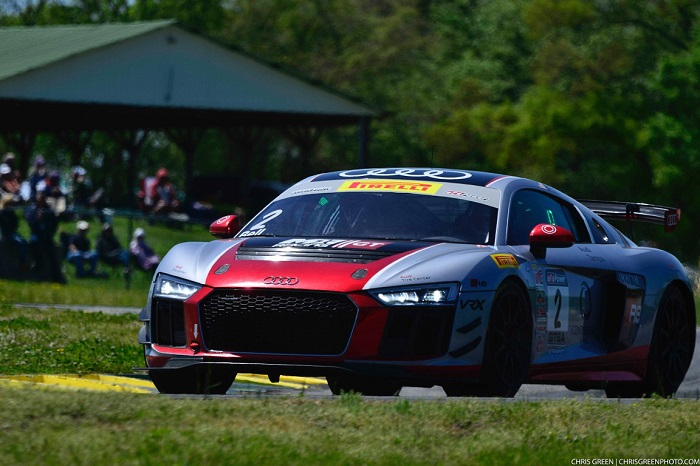 Results didn't match pace that M1 GT Racing showed at VIR