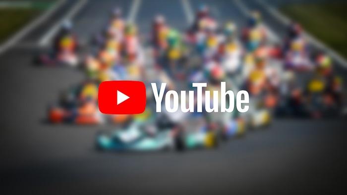 FIA Karting Championship: il canale YouTube della CIK-FIA