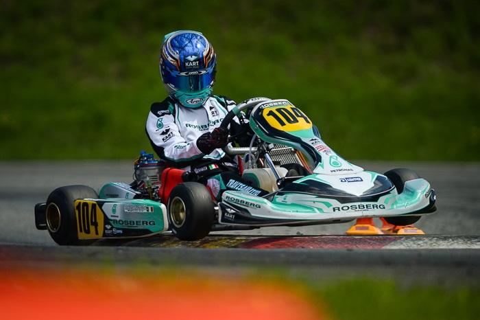 Rosberg Racing e Kart Republic insieme per vincere