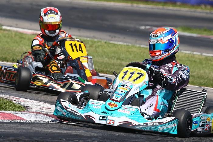 A Lonato per il Campionato Italiano ACI Karting attesi oltre 200 piloti