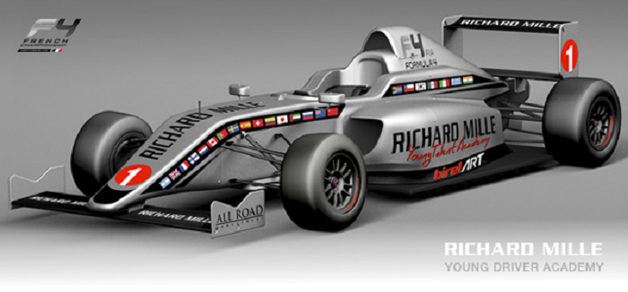 Richard Mille Driver Academy offre l'intera stagione in F4