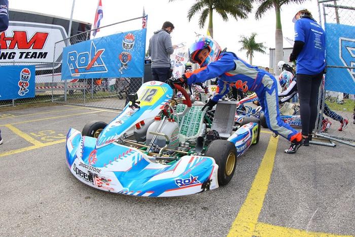 Kyffin Simpson è pronto per tornare aL Speed Concepts Racing dopo una lunga malattia