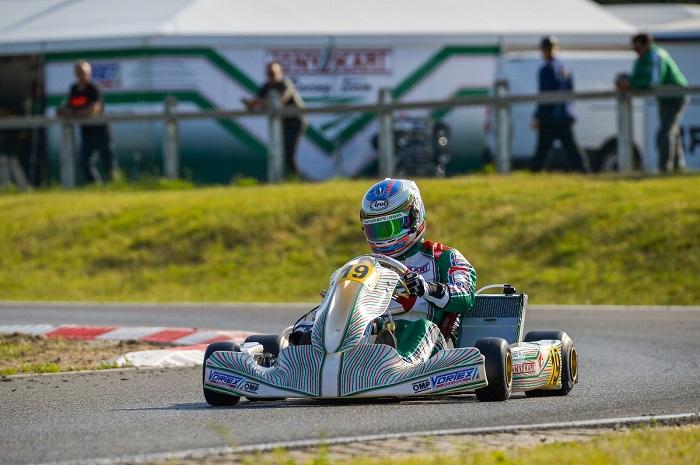 Desafío final del KZ europeo y KZ2 en Lonato