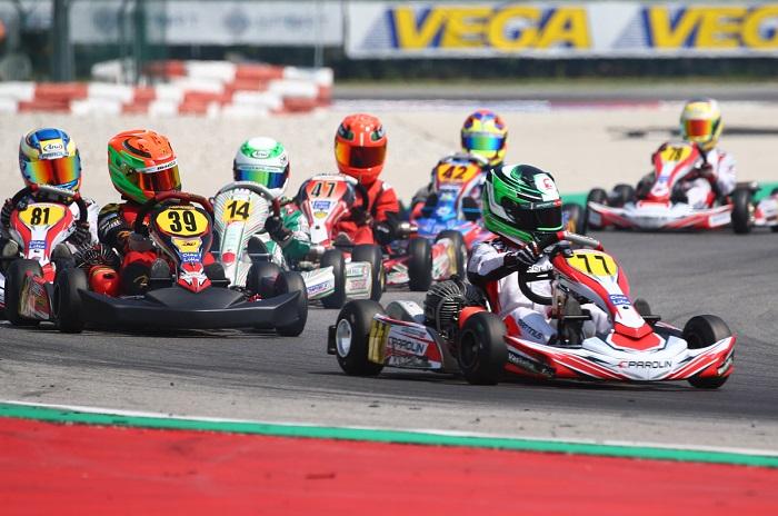 En Adria disputaron las eliminatorias clasificatorias del Campeonato Italiano de Karting ACI