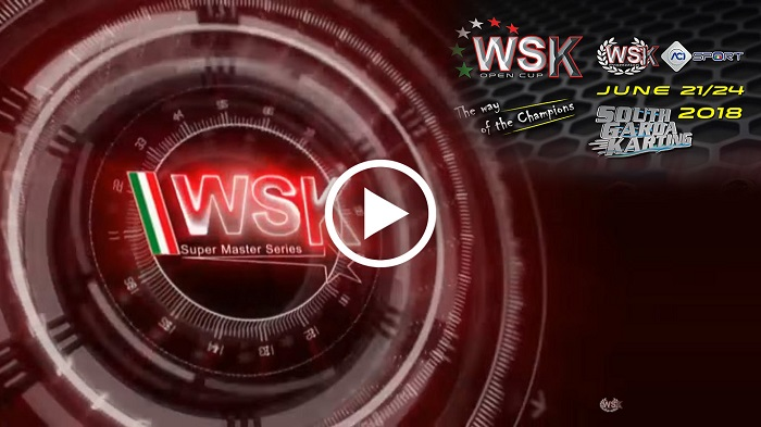 Video Footage of the WSK Open Cup