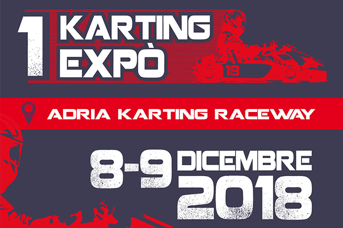Karting Expò. The new karting fair wanted and promoted by Danilo Rossi at the Adria Raceway