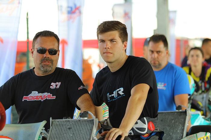Daniel Formal, campeón de múltiples tiempos, se une a IPK Norteamérica, líder en Edge Motorsports y Formula K