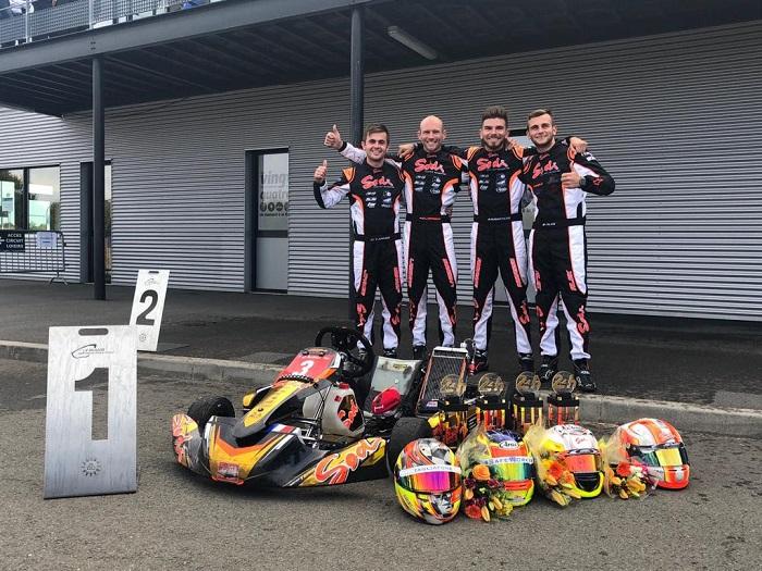 Alex Irlando vince la 24 ore di Le Mans Karting