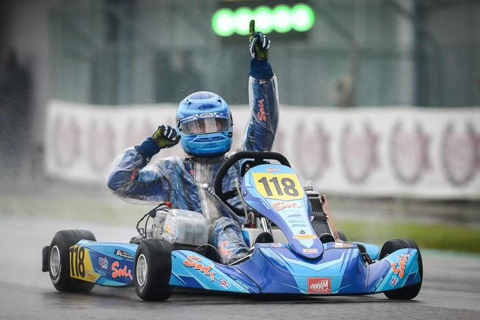 Sodi domina in Italia alla WSK Final Cup