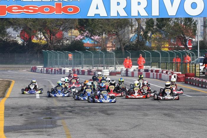 Easykart Italian Trophy: the opener will take place on March 31 in Jesolo