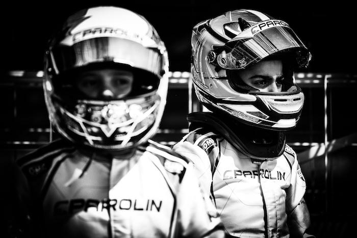 Parolin Racing Kart – Valiant performances at Sarno