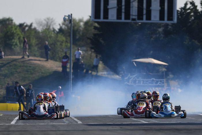 Buon fine settimana per Rosberg Racing Academy ad Angerville